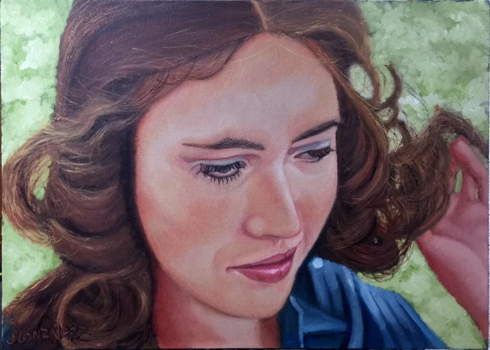 Retrato de Beatriz M