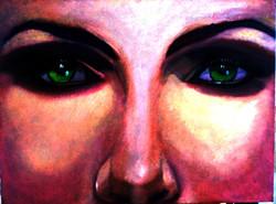 Ojos verdes