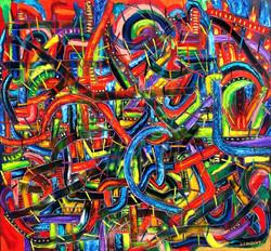 Abstracto No. 3