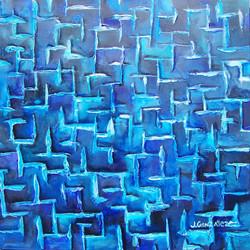Laberinto Azul