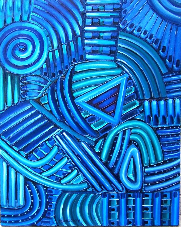 Máquina Azul