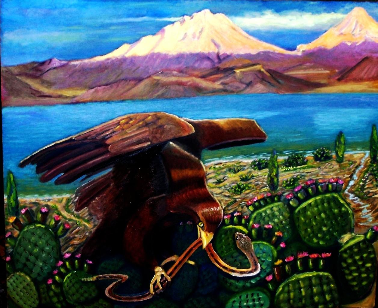 Leyenda de Tenochtitlán