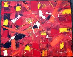 Abstracto No. 9