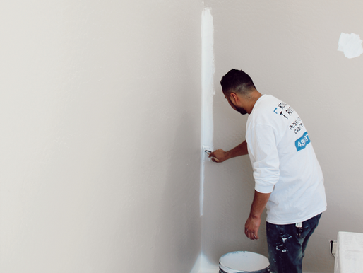 Choosing the Right Paint Finish for Your Home