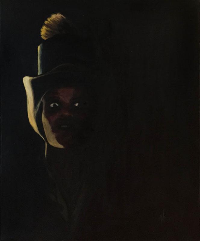Voodoo  - SÅLD