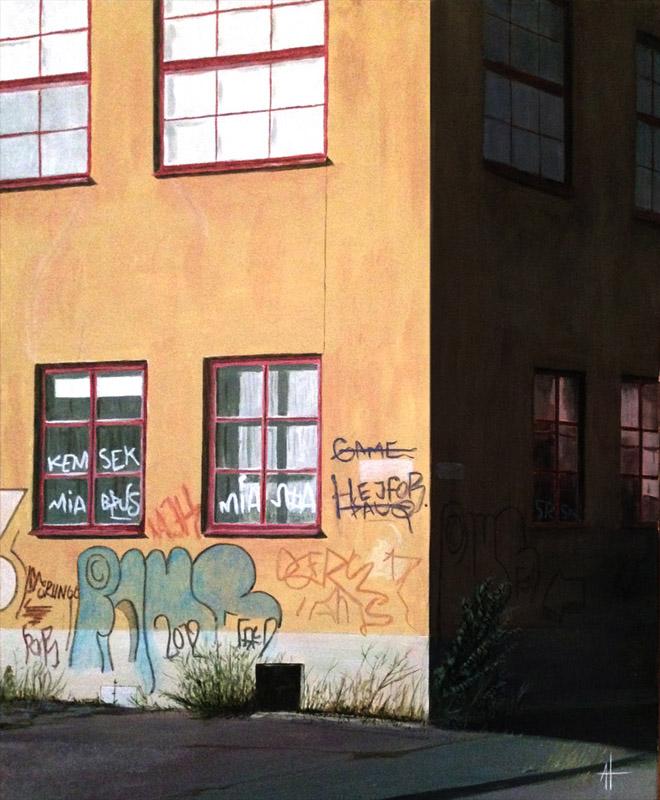 Gula huset  - SÅLD
