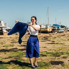 Blue Dream Skirt