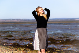 The 'Button Up and Go' Skirt