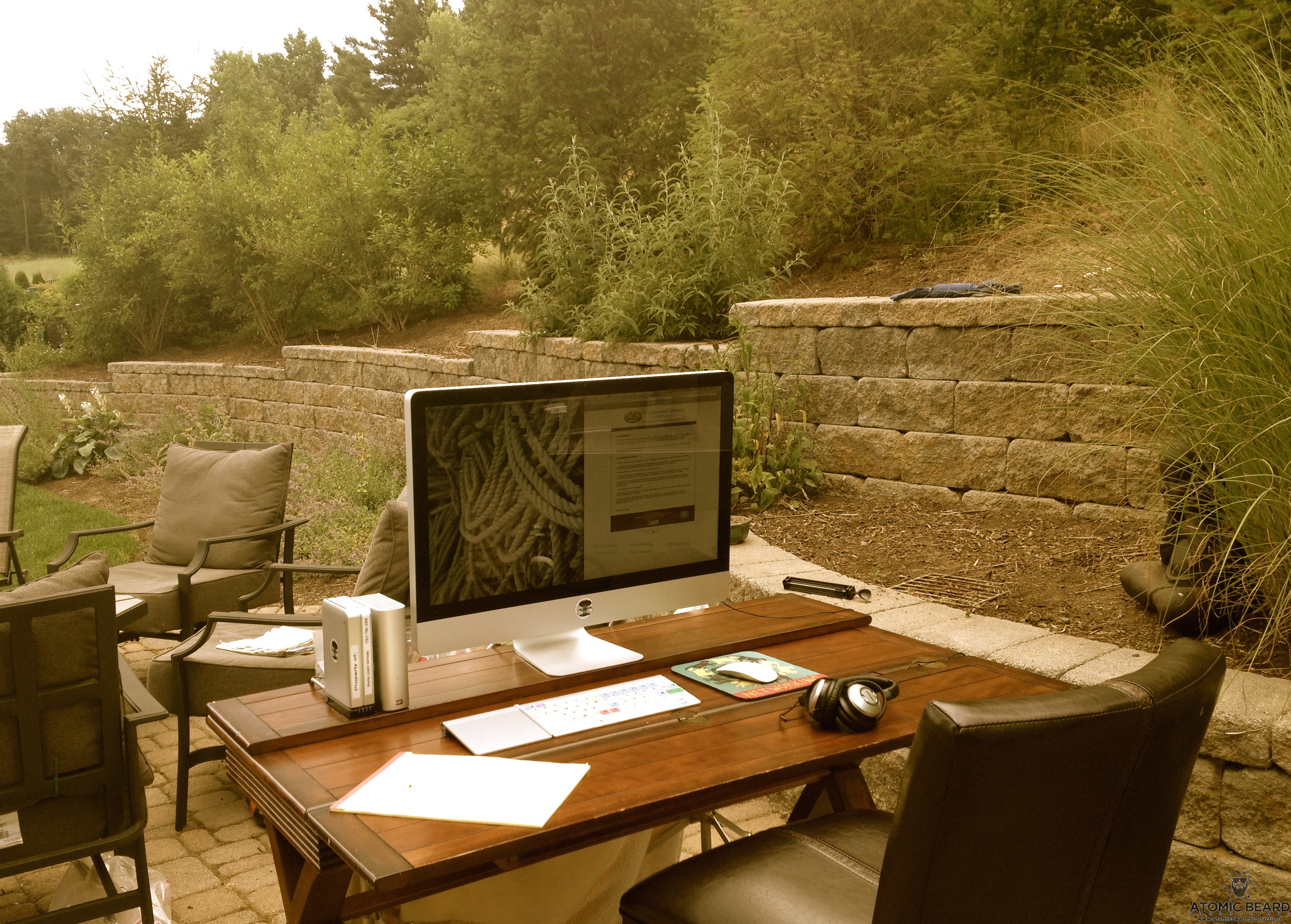 Outdoor Editing