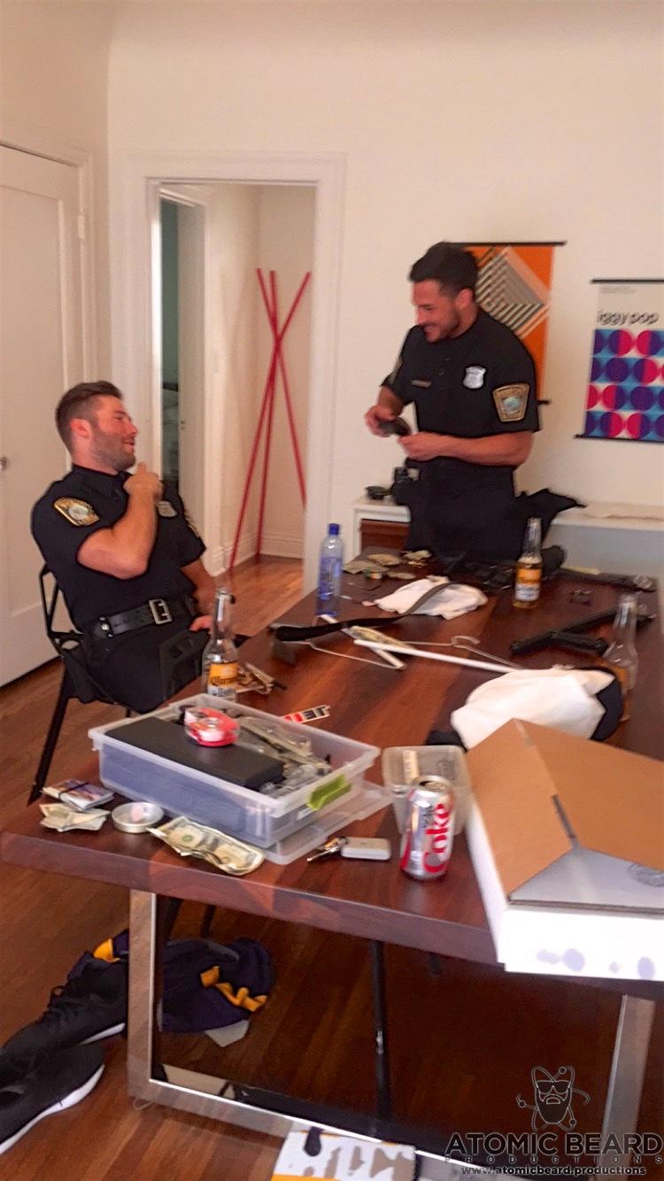 JE11: Cops Set