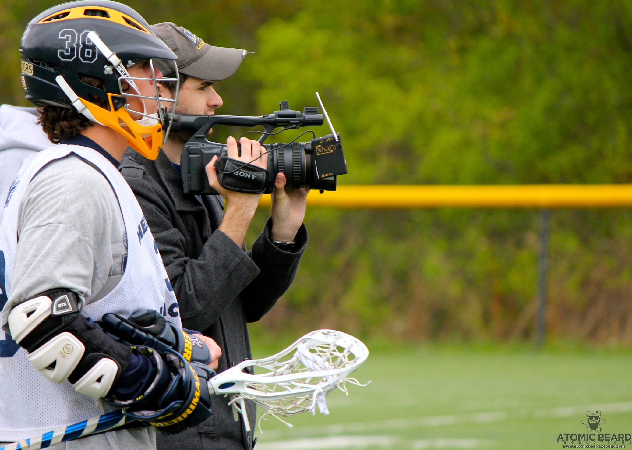 Merrimack Lacrosse: All-Access