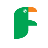 Fat Penguin Management - Logo Green - No