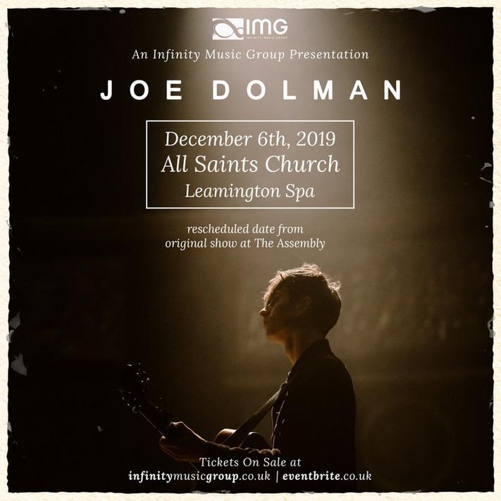 All Saints Church - 06/12 - £15.00