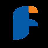 Fat Penguin Management - Logo Blue - No