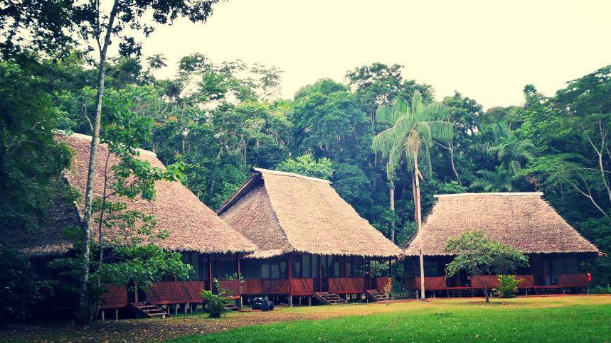 Deep Amazon Wisdom Keepers Retreat
