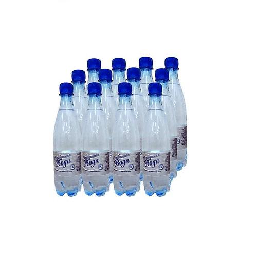 """""""Серебряная вода"""" 0,5 литра."""