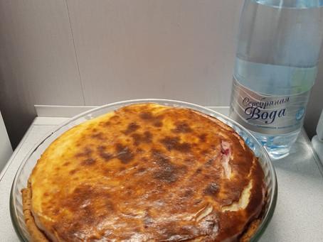 Рецепт вкусной выпечки на «Серебряной воде» от клиента компании «Даймонд»