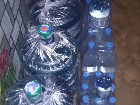 Уже 8 месяцев я пью чистую Серебряную воду от Даймонд