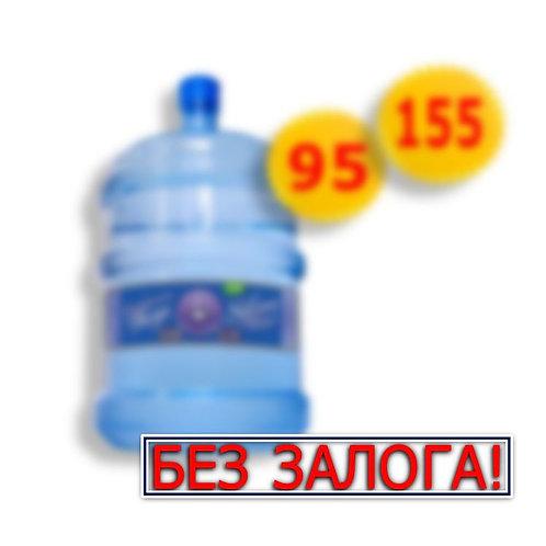 """Вода """"Серебряная лайт"""" 19 литров"""