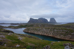 View of Sanna from Traena