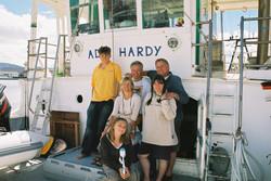 A Hardy Crew!