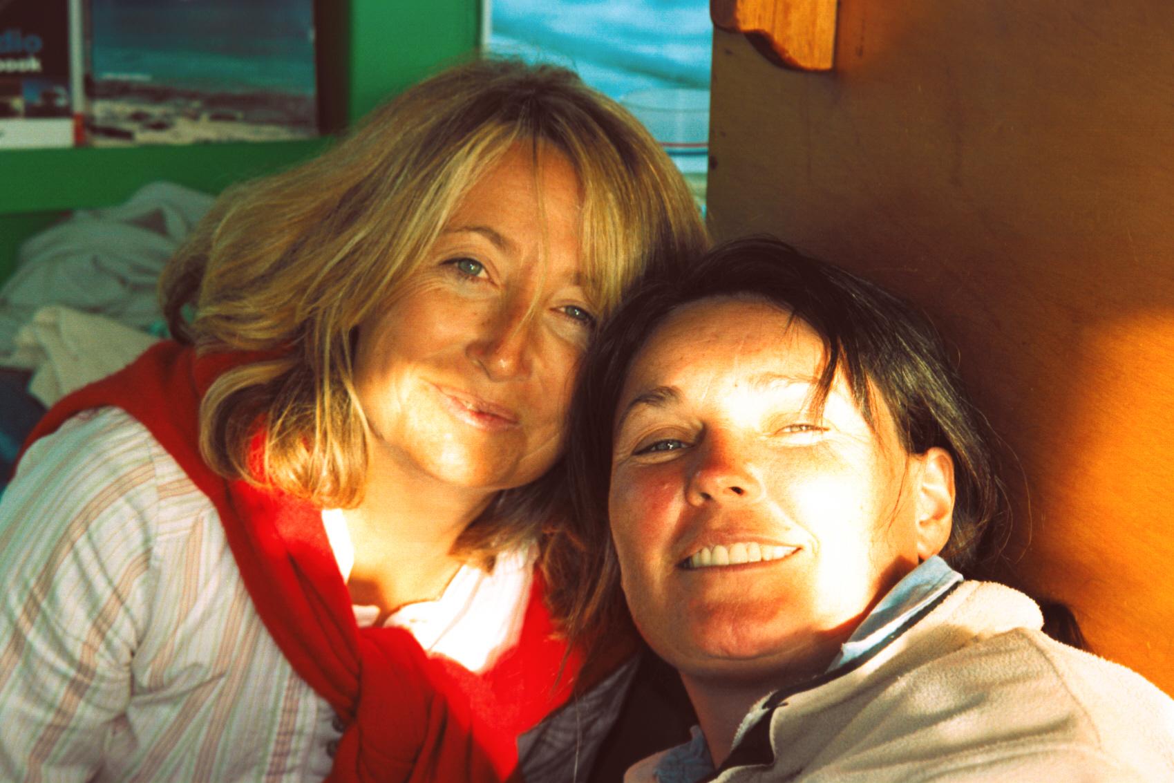 Sage and Karen