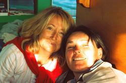 Karen and Sage