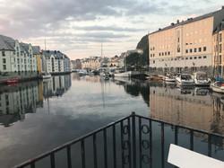 Allesund Harbour