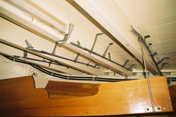 Diverting Deck Leaks