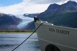 Svartisen Glacier at Engen