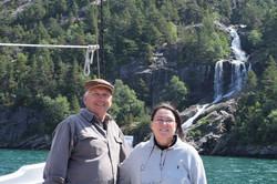 Lysefjorden Waterfall