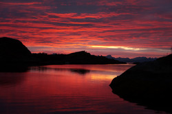 Straumhamn Sunset