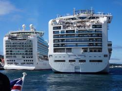 Stavanger Cruise Ships