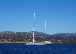 170' yacht 'Elfje'