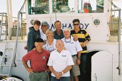 Sydney to Hobart Crew