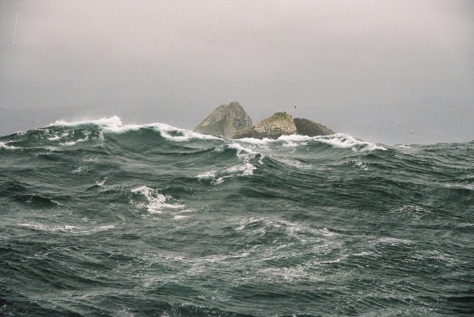 Breaksea Islands