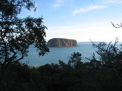 Red Cone Island
