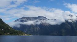 Hjorundfjorden