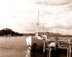Triabunna Wharf