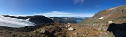 View from Helgelandsbukken