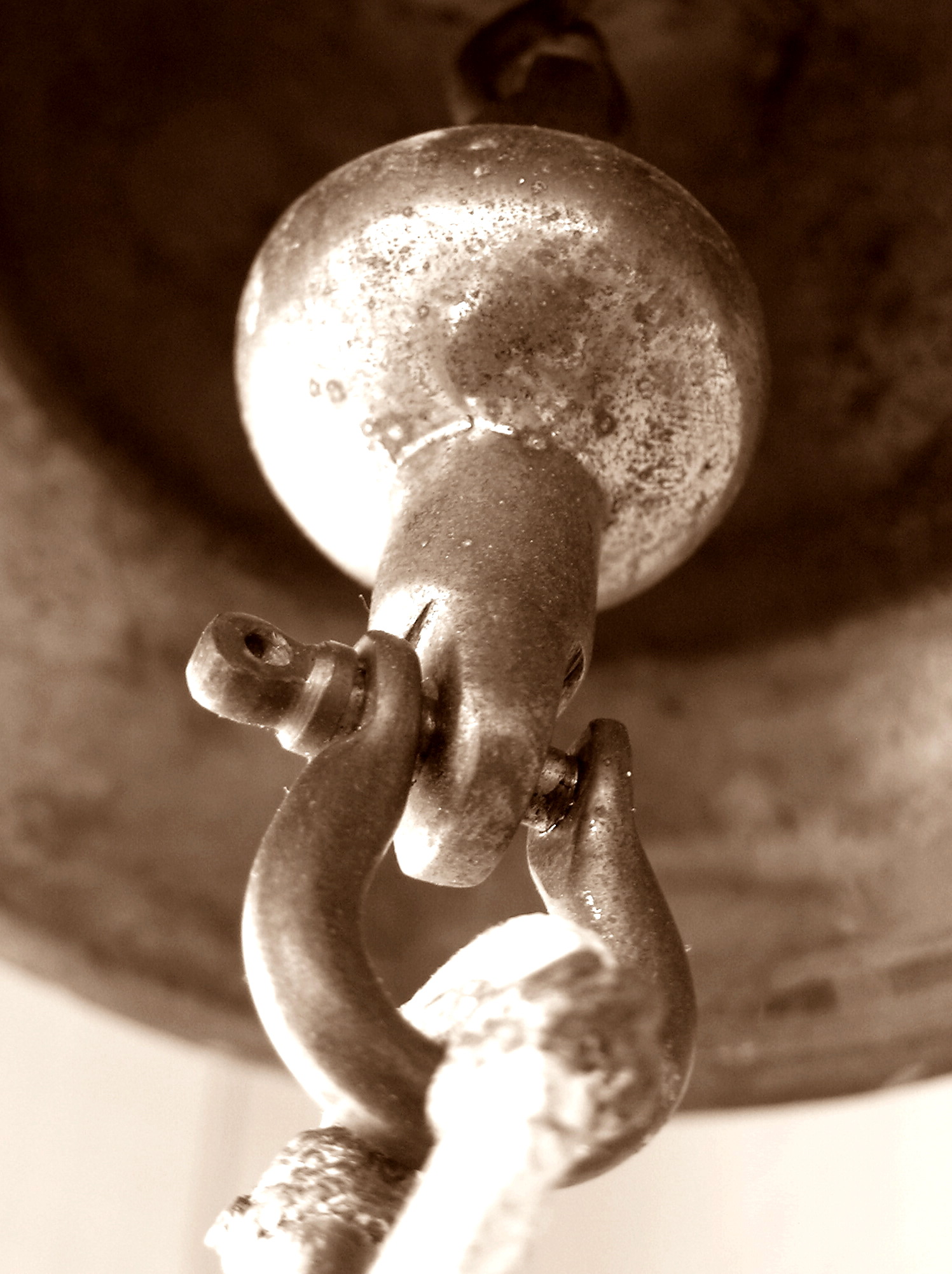 Bronze Shackle
