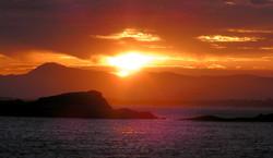 Babel Island Sunset