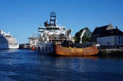 Ocean Tug, Bergen