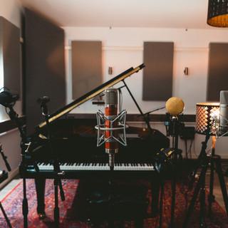 Birmingham Recording Studio