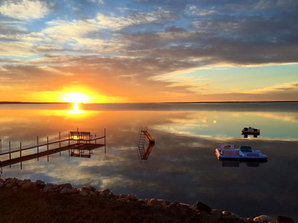 sunrise at barky's