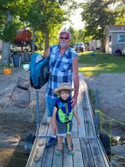 Fishing Team - Shady Grove Resort