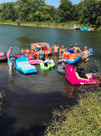 tubing otter tail river