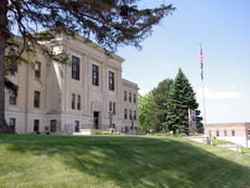 POPE COUNTY COURTHOUSE