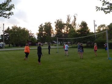 Volleyball - Shady Grove Resort