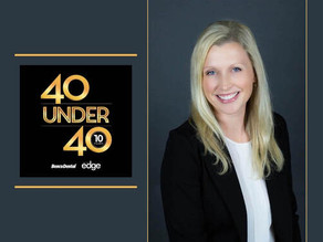 Dr. Heidi Reuter among '40 Under 40,' America's Best Young Dentists
